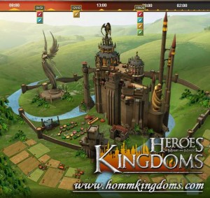 Might and Magic : Heroes Kingdom
