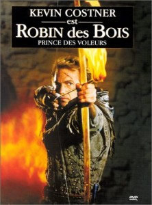 Robin des Bois, prince des voleurs