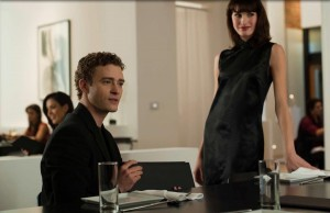 Justin Timberlake, The Social Network