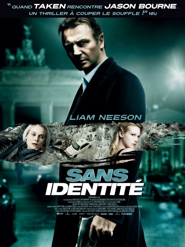 Sans identité 2011 FRENCH [R5] [SON MD] (exclue) [FS][US]